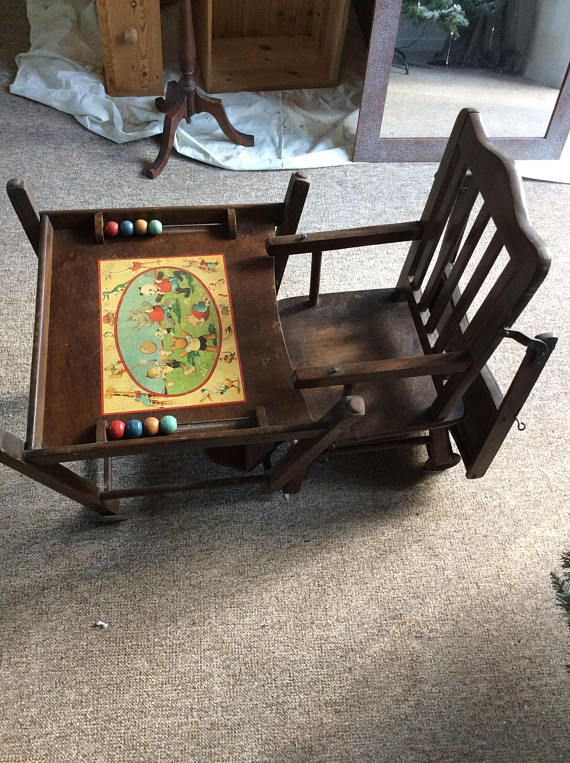 Antique baby high chair converts into stroller - Antique Baby High Chair Converts Into Stroller Lane Pinterest