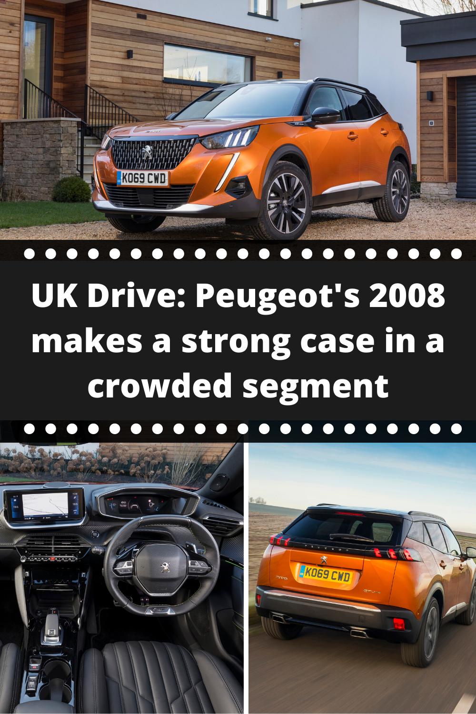 UK Drive Peugeot 2008 in 2020 Peugeot, Peugeot 2008