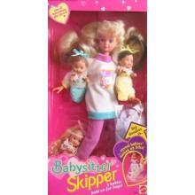 babysitter skipper!!! I loved this!!! :)