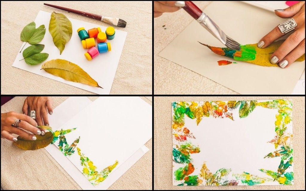 T cnicas de pintura para crian as artesanais picture - Tecnicas de pintura paredes ...