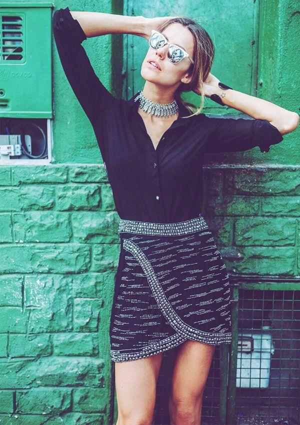 Martha Graeff Brazilian style Street style