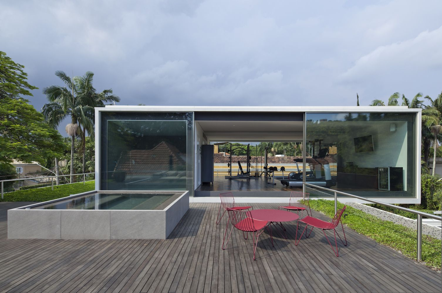 Gallery Of Belgium House / AMZ Arquitetos   18