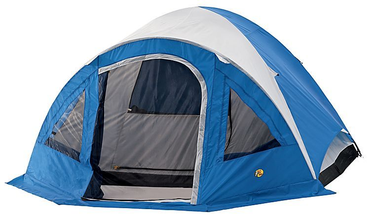 Bass Pro Shops Four Person Dome Tent With Screen Porch Bass Pro Shops Tent Tent Camping Best Tents For Camping