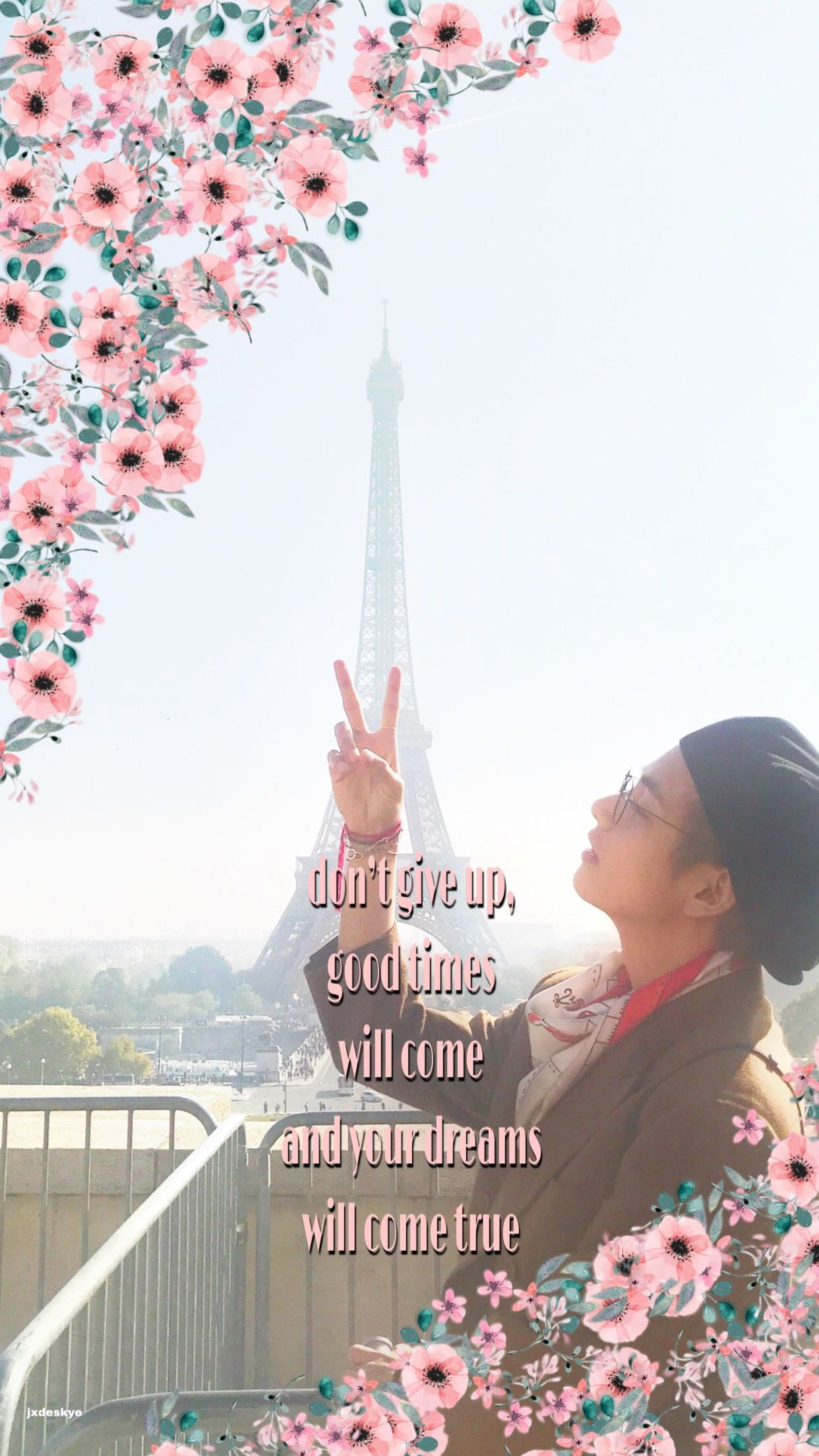 Bts Kim Taehyung Wallpaper Aesthetic Quotes Flowers V Wallpapers