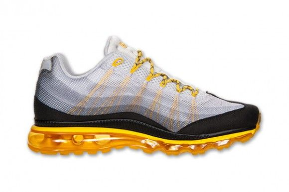 the latest 946ad d0b19 Nike Air Max 95 Dynamic Flywire x LIVESTRONG Available Now