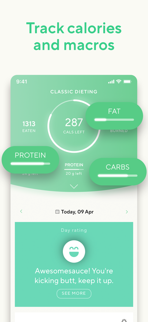 ‎Lifesum Diet & Macro Tracker on the App Store in 2020