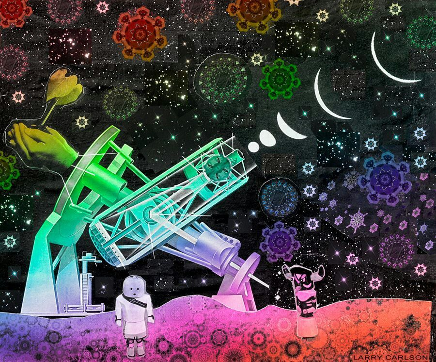 Obse4vatorio espacial