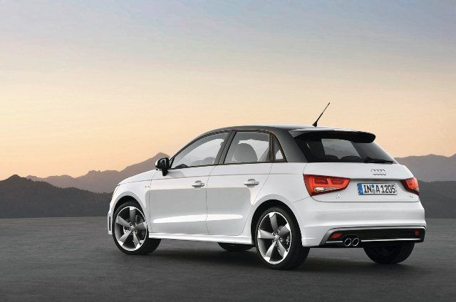 Mccarthy Call A Car New Audi A1 Sportback 1 2t Fsi Attraction 5