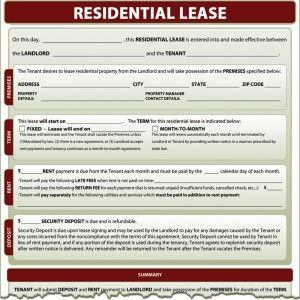 ResidentialLeaseXJpg  Residential Lease  Real State