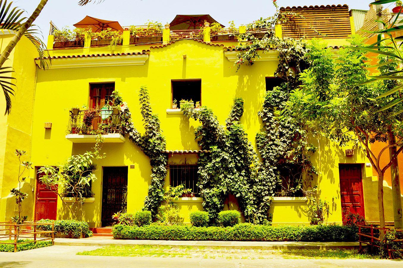 CASA NUESTRA PERU Your in Barranco , Lima