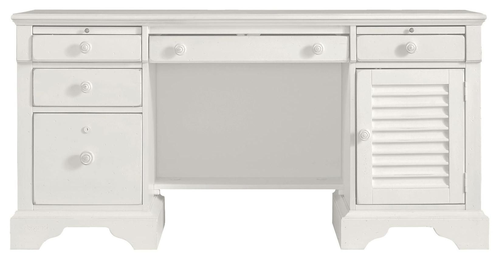 Coastal Living Retreat Computer File Desk By Stanley Furniture
