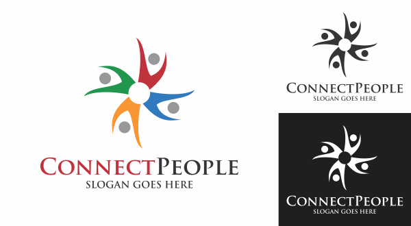 Connect People Logo
