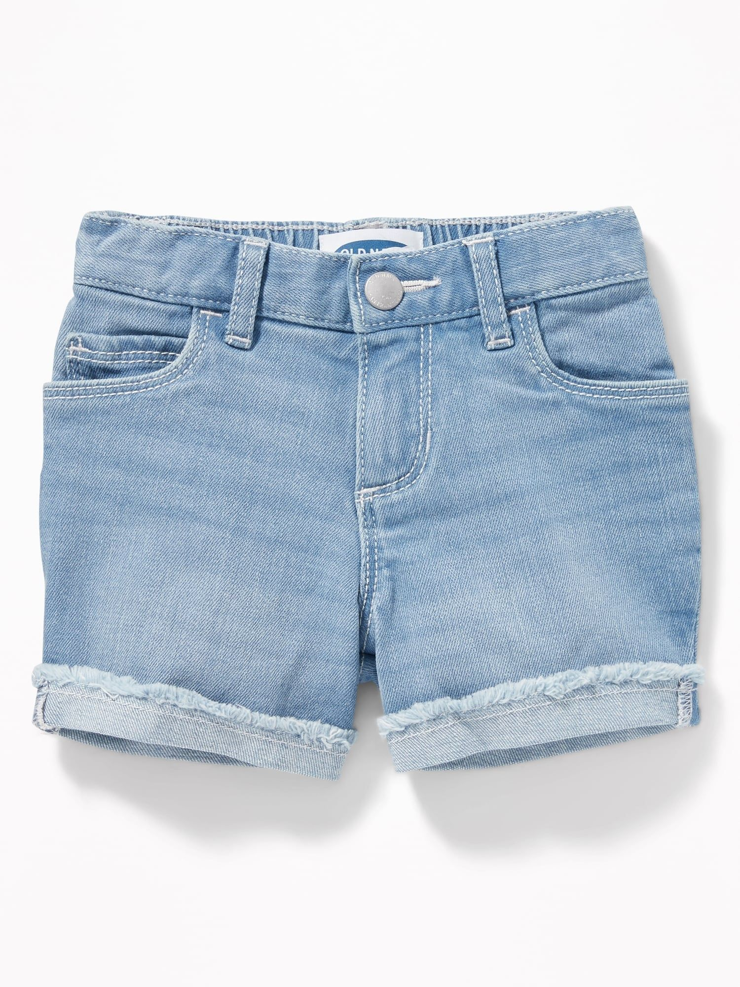 cut off shorts for toddlers