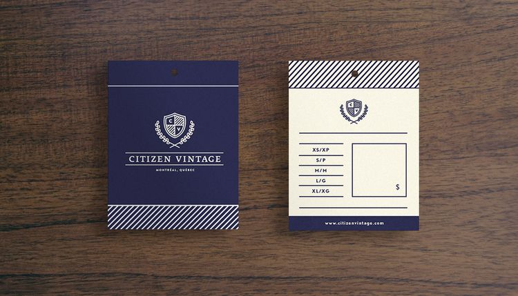 Citizen Vintage On Behance