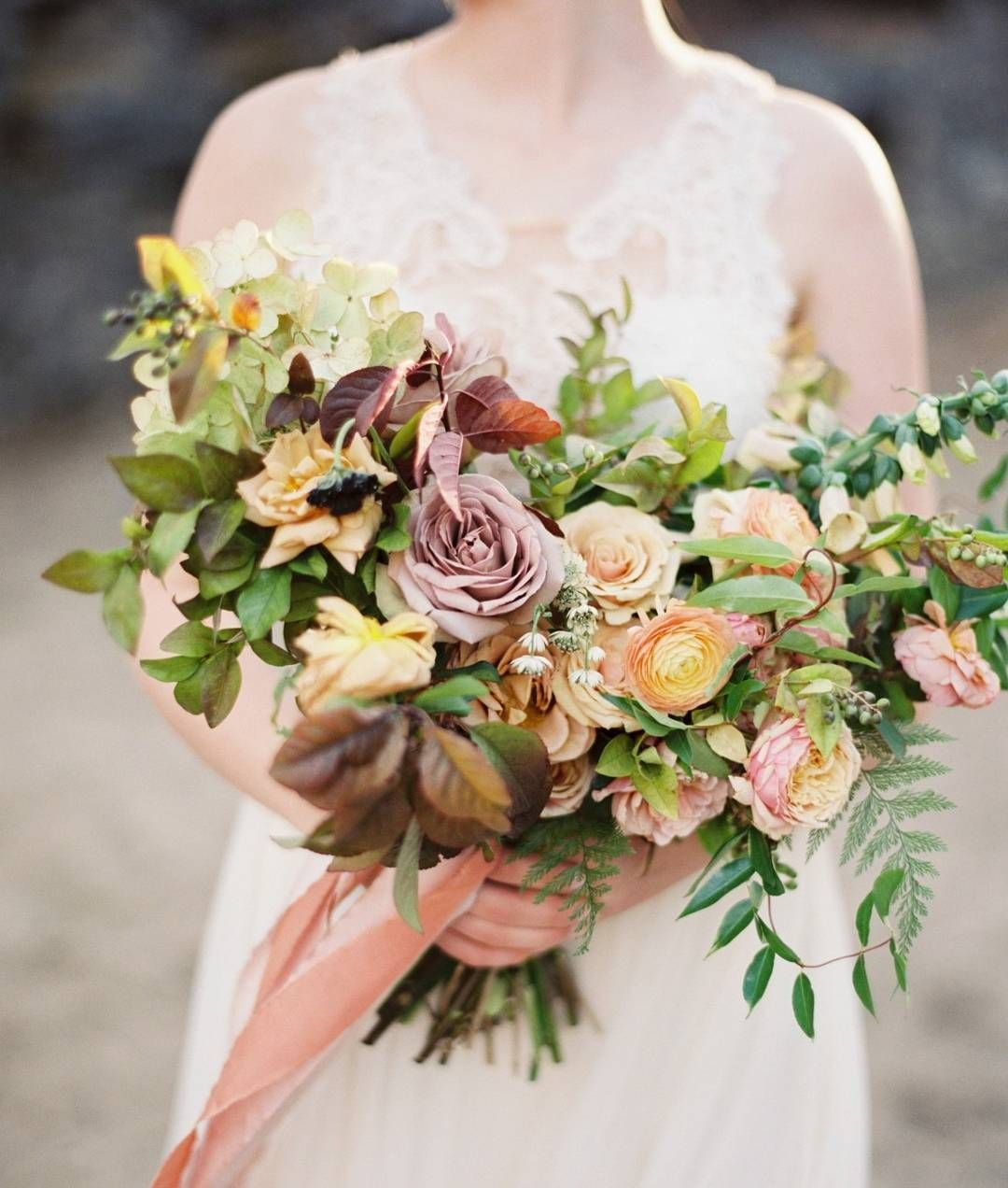 Ever Wondered Why A Bridal Bouquet Costs So Much More Than