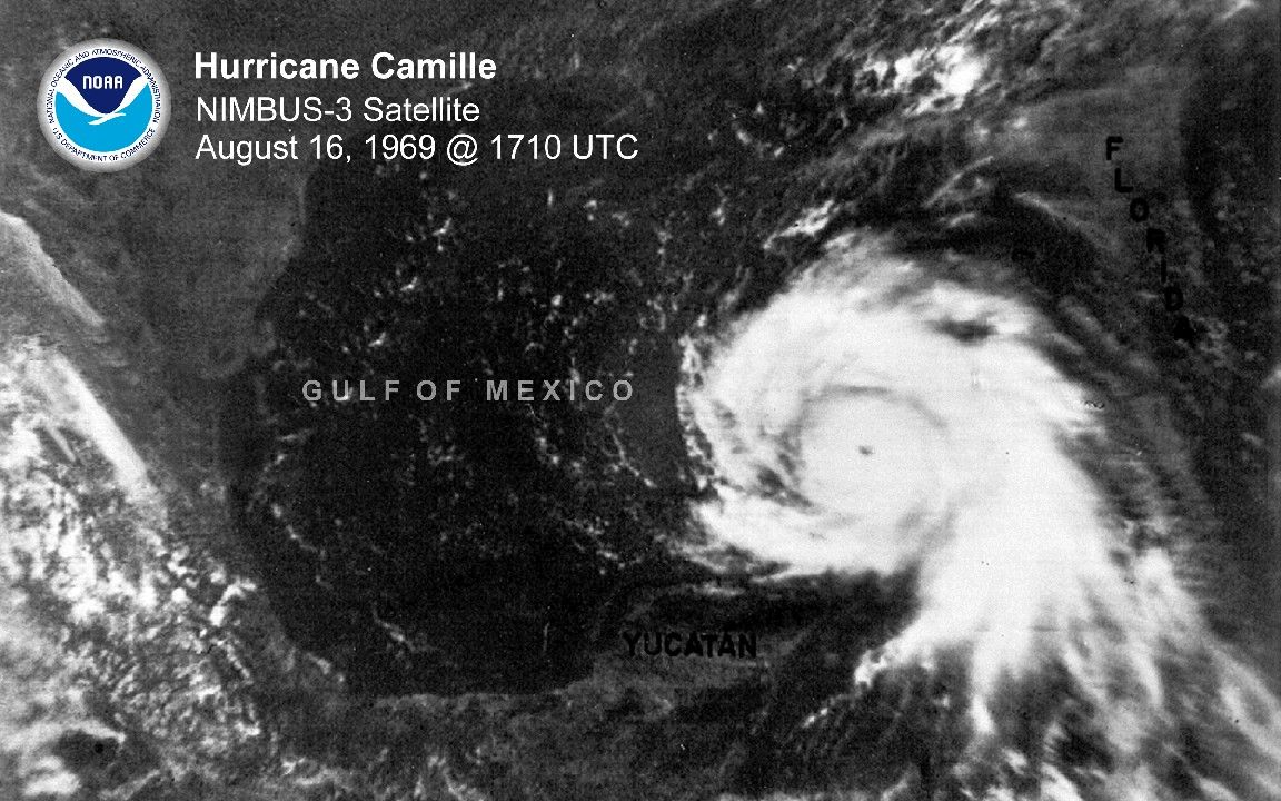 A Terrifying Deadly Storm Struck Virginia In 1969 And No One Saw It Coming Hurricane Camille Gulf Of Mexico Atlantic Hurricane