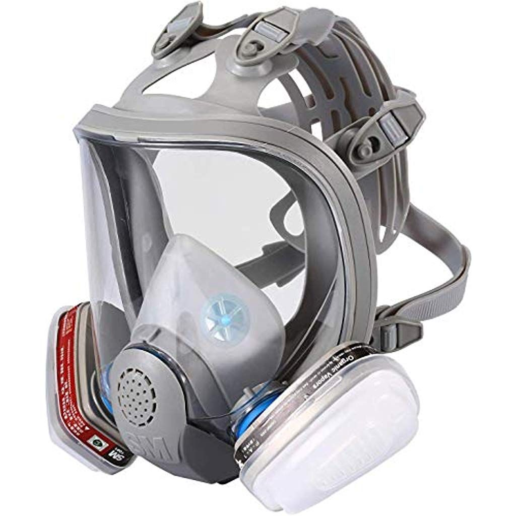 maschera integrale antivirus