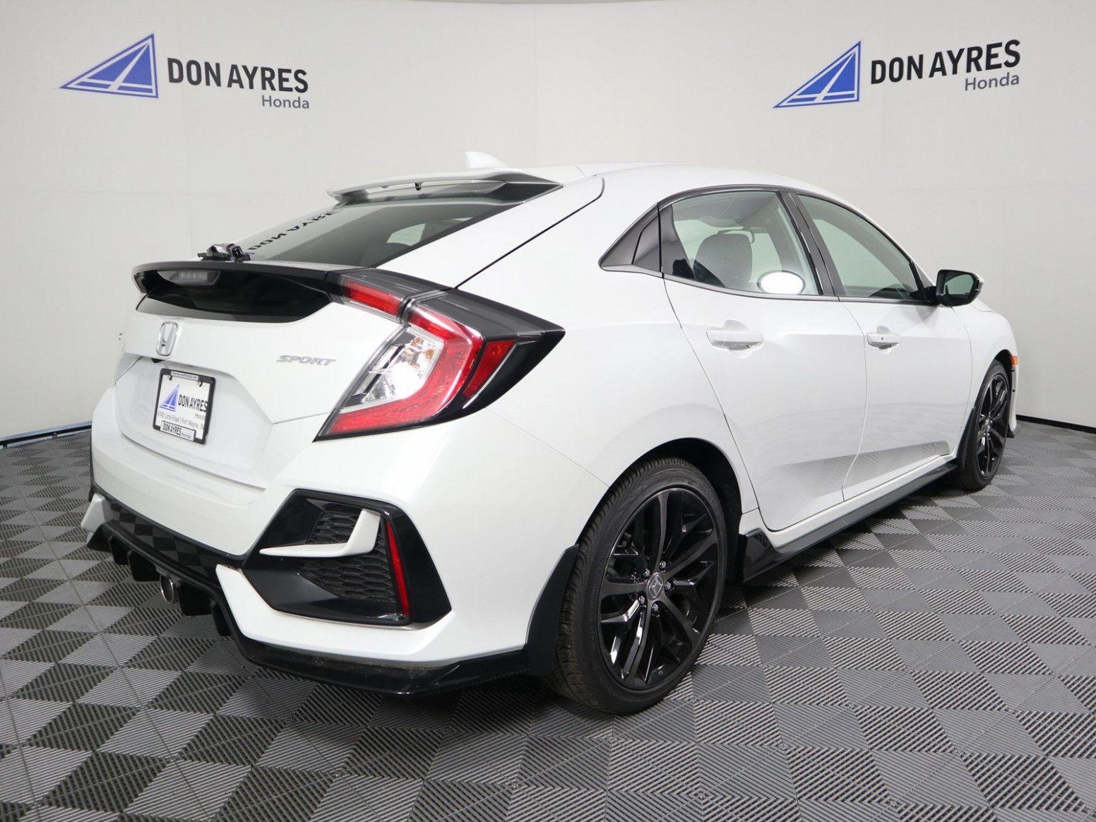 2020 Honda Civic Sport Images in 2020 Honda civic sport
