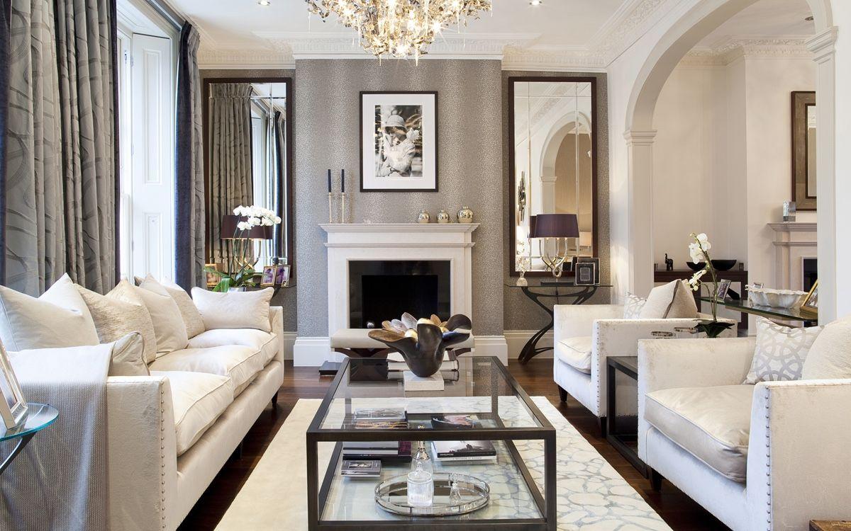 Kathryn Levitt Design Google Search Luksurios Stue Leilighet Innredning Stuedesign Og double d living luxury