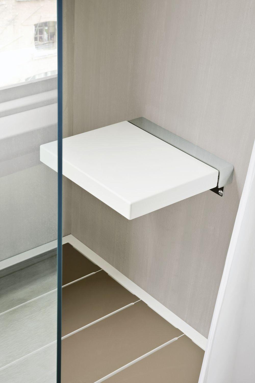 Folding Shower Seats Google Search Shower Seat Shower Seats Universal Design Bathroom