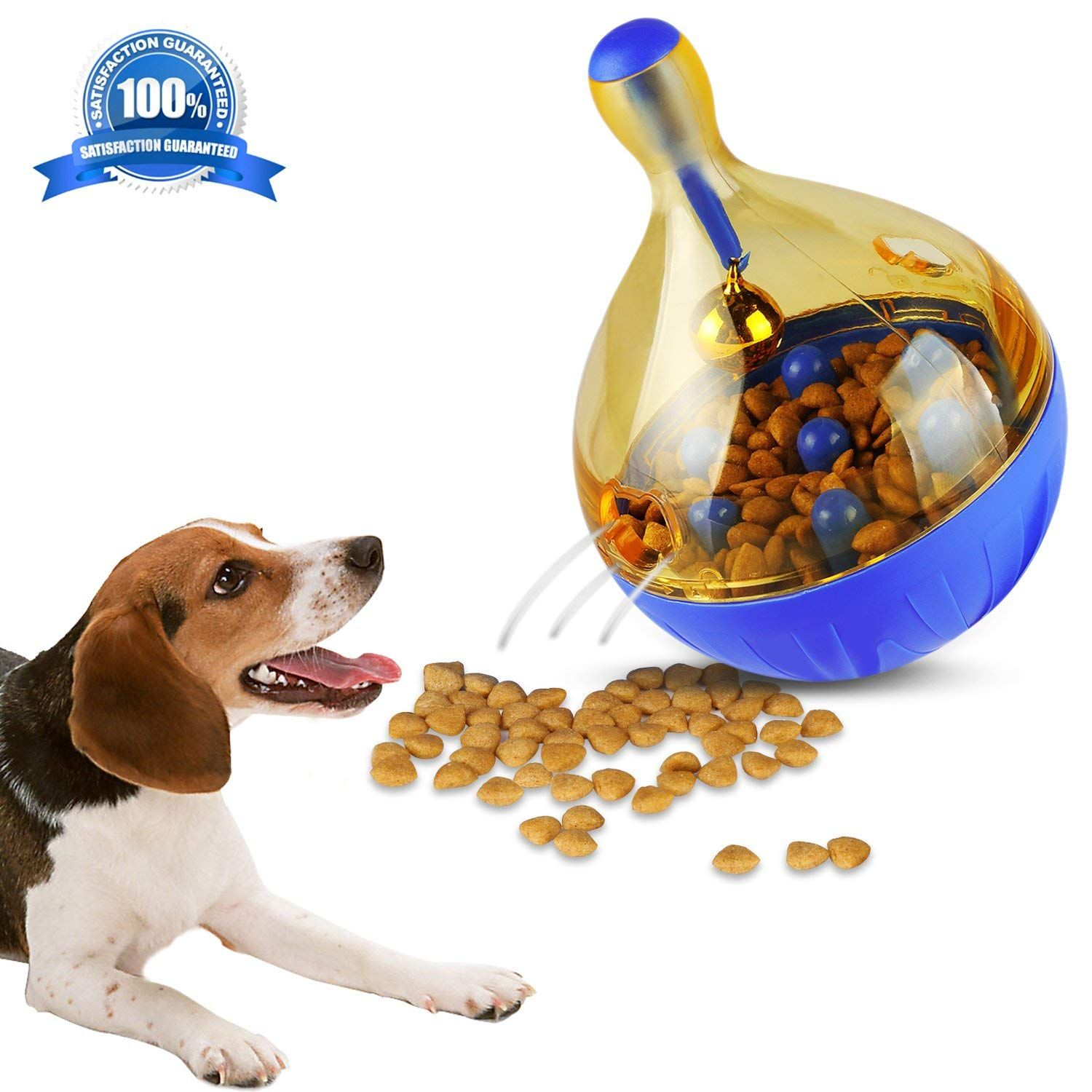 Airsspu Treat Dispensing Dog Toys Dogs And Cats Increases Iq And