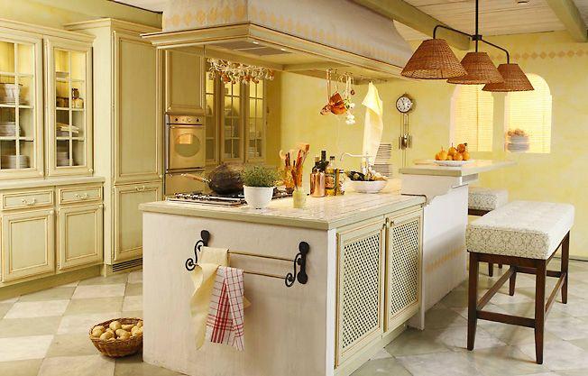 Wunderschöne Küche im Landhausstil. http://www.domicil.de/de ...