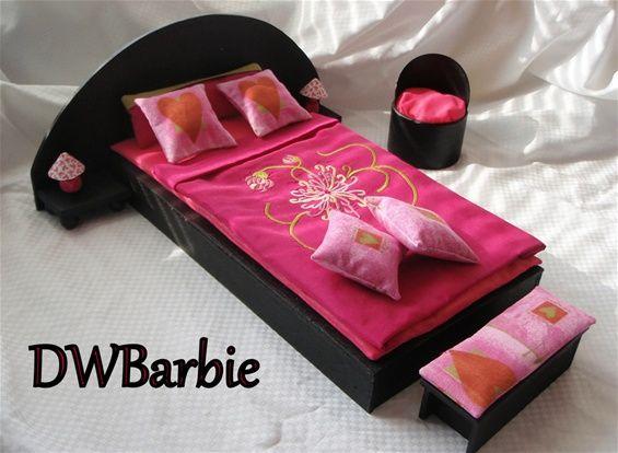 barbie møbler Barbie møbler   .dwbarbie.dk | Doll house / Diorama / Rooms  barbie møbler