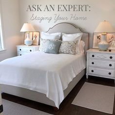 If you have a guest bedroom make sure to stage it so that a potential buyer can see the room for what it truly is. & If you are selling your house you must read this. Tips on staging ...