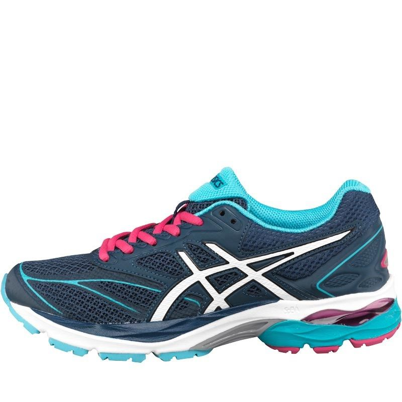 ASICS Womens Gel Pulse 8 Neutral Running Shoes Asics premium Gel cushioning  running shoe. http