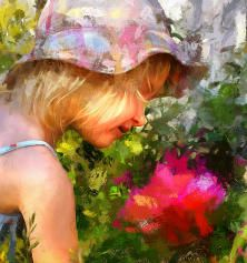 Dynamic Auto Painter, turn your family photos into painting