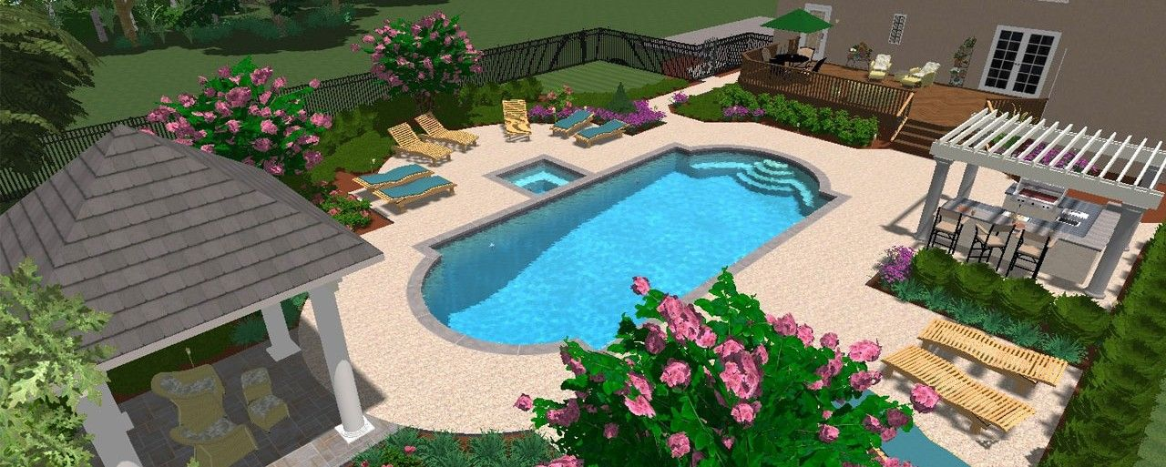 Sacramento Swimming Pool Contractor Custom Pools   Pool ...