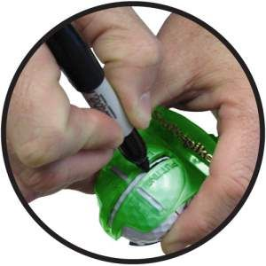 Amazon.com: Softspikes Golf Ball Alignment Tool: Sports & Outdoors