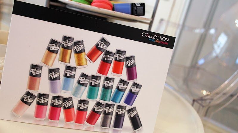 #nailpolish #collection #london #bloomzy Photo taken from www.bloomzy.co.uk