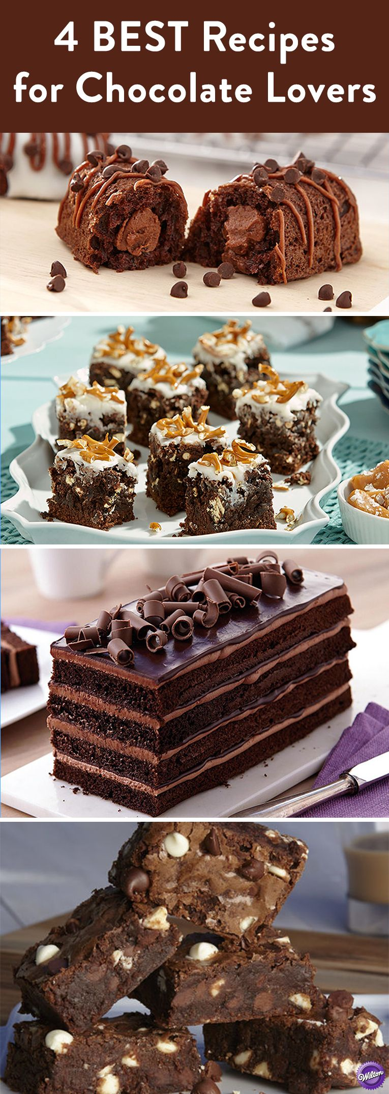 4 Recipes For Chocolate Lovers Must Try Recipes