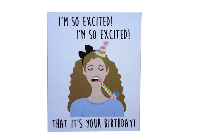 Youre welcome jessie spano birthday card youre welcome blog jessie spano im so excited birthday card saved by perksofaurora bookmarktalkfo Image collections