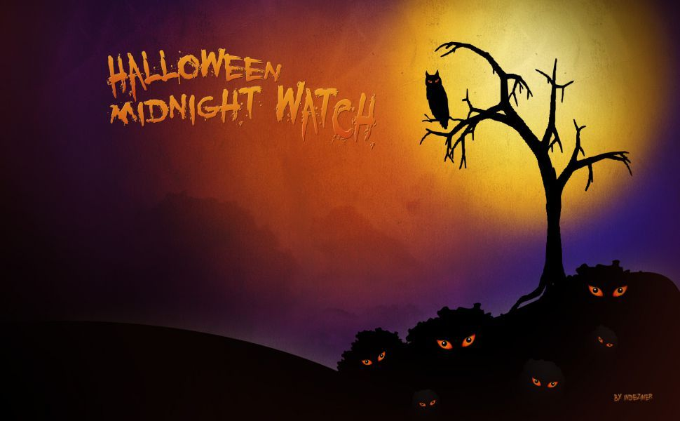Halloween Poster Templates HD Wallpaper | Wallpapers | Pinterest ...
