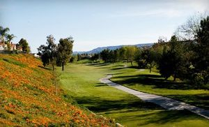 Groupon - 18 Holes of Golf for Two Including Cart Rental at California Oaks Golf Course (Up to 64% Off). Two Options Available. in Murrieta. Groupon deal price: $79