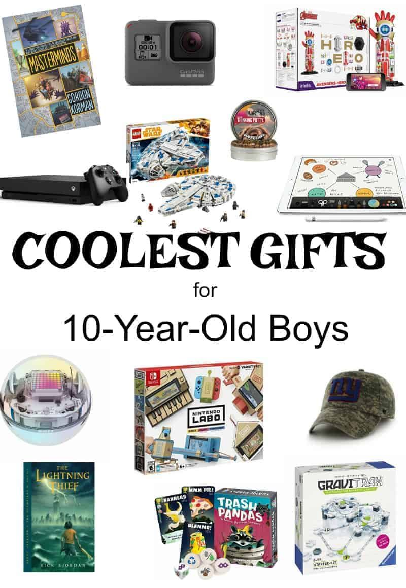 Gifts For 10 Year Old Boys In 2020 Christmas Gift 10 Year Old Boy 10 Year Old Gifts 10 Year Old Christmas Gifts