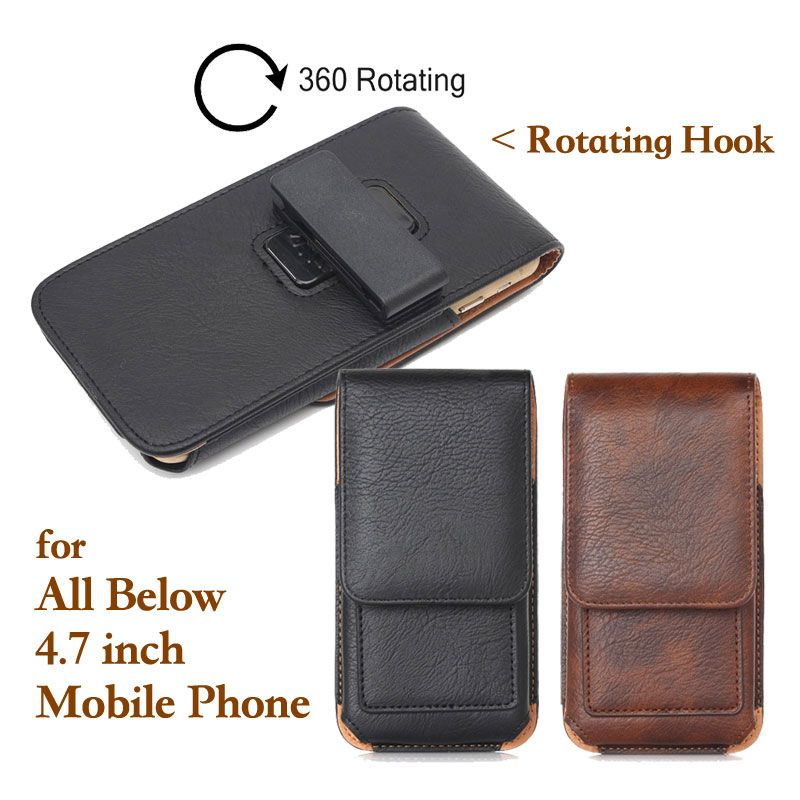 Find More Phone Bags & Cases Information about Business Style Mobile Phone Leather Bag Outdoor 360 Rotating Hook Loop Belt Pouch Case for iPhone 6 6s Below 4.7inch Phone XCT28,High Quality case industrial,China case lg Suppliers, Cheap case vw from Just Only on Aliexpress.com
