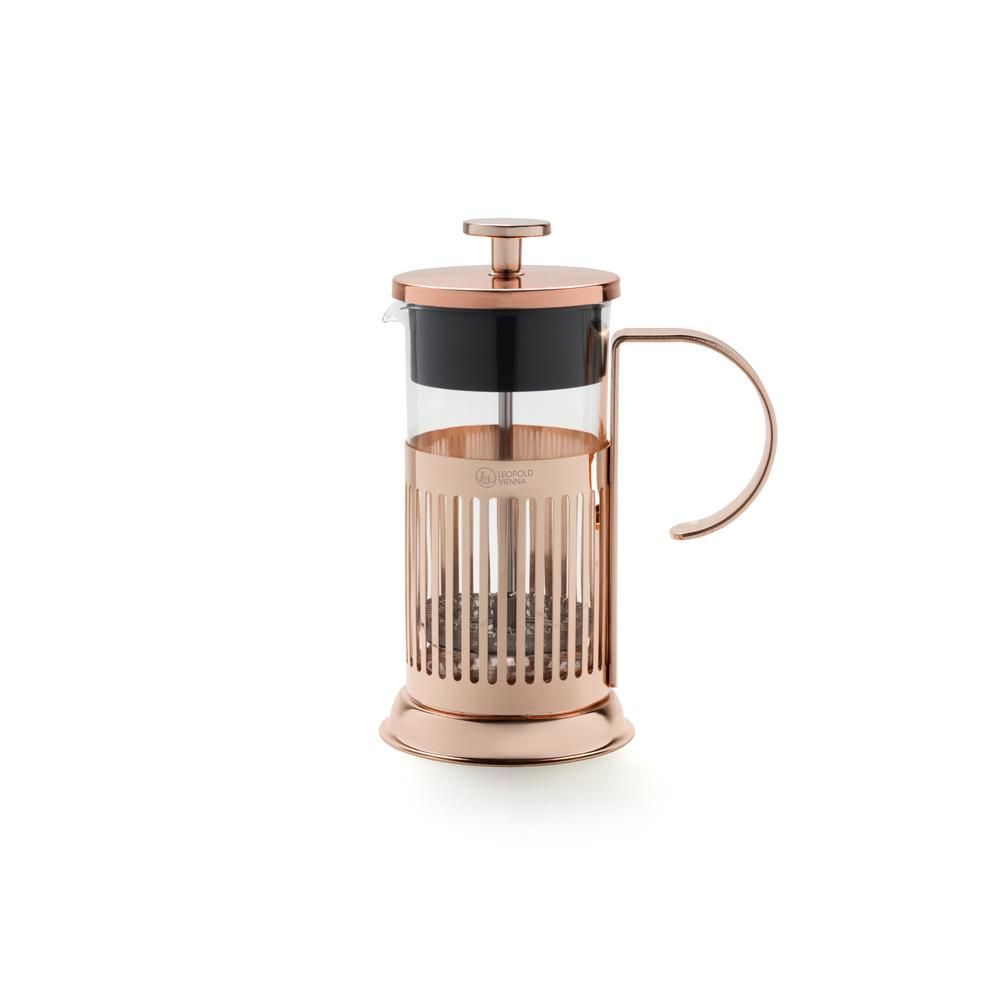 how to make strong coffee in a french press