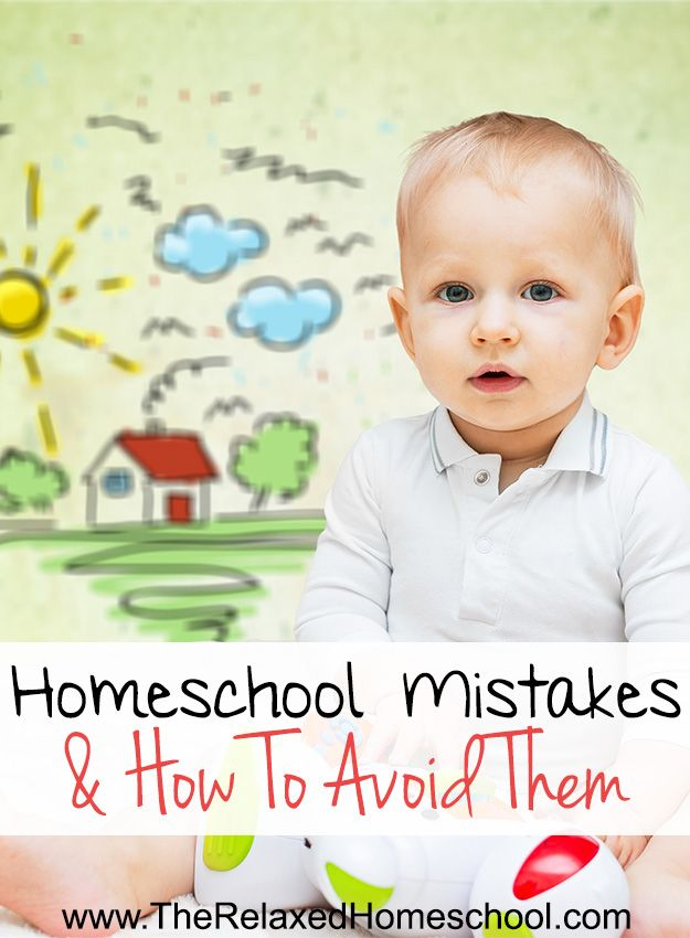 Homeschool Mistakes & How To Avoid Them