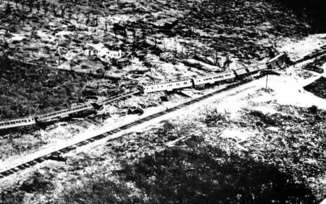 Destruction From Florida Key S Great Labor Day Hurricane Of 1935
