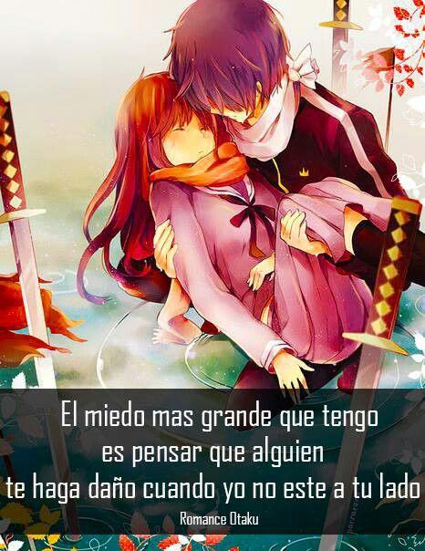 Frases Anime Amor Pinterest Romanticas Anime E Casais