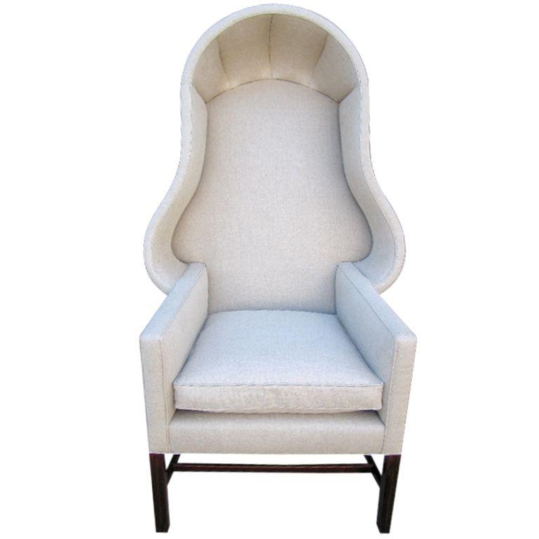 wonderful hooded chair