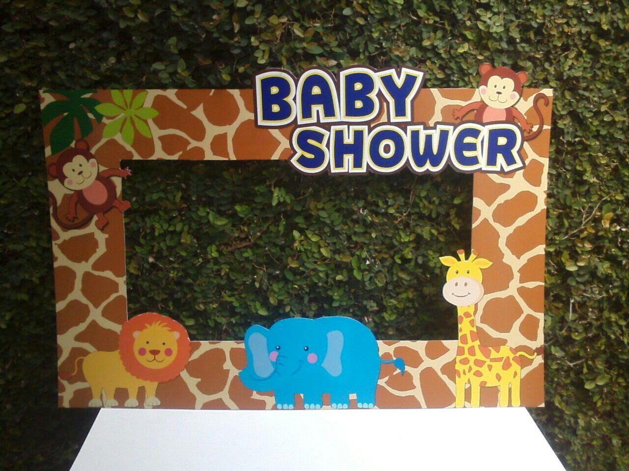 Safari Baby Shower.