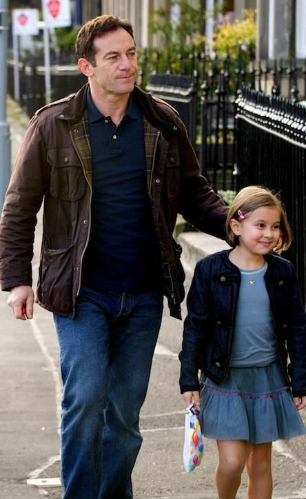 Jason Isaacs and Millie Innes in Case Histories   Jackson Brodie     Jason Isaacs and Millie Innes in Case Histories