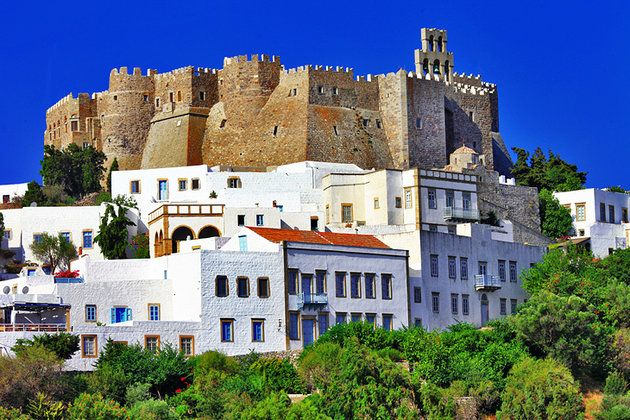The Sacred Sights of Patmos Island