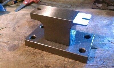Knife making anvil australia