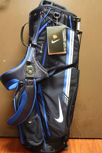 New Nike Xtreme Sport IV Carry Stand Bag Midnight Navy White Soar ... d3a3f8471df0f