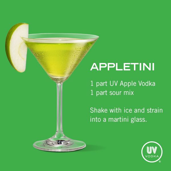 Image result for appletini
